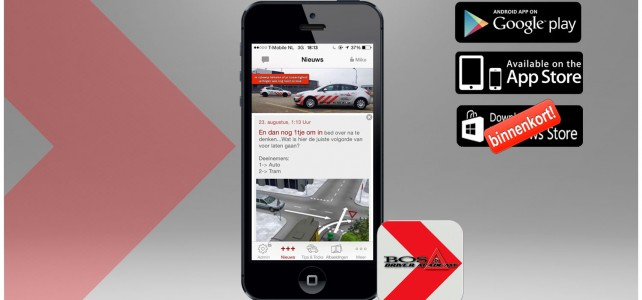 Download snel onze Apps!